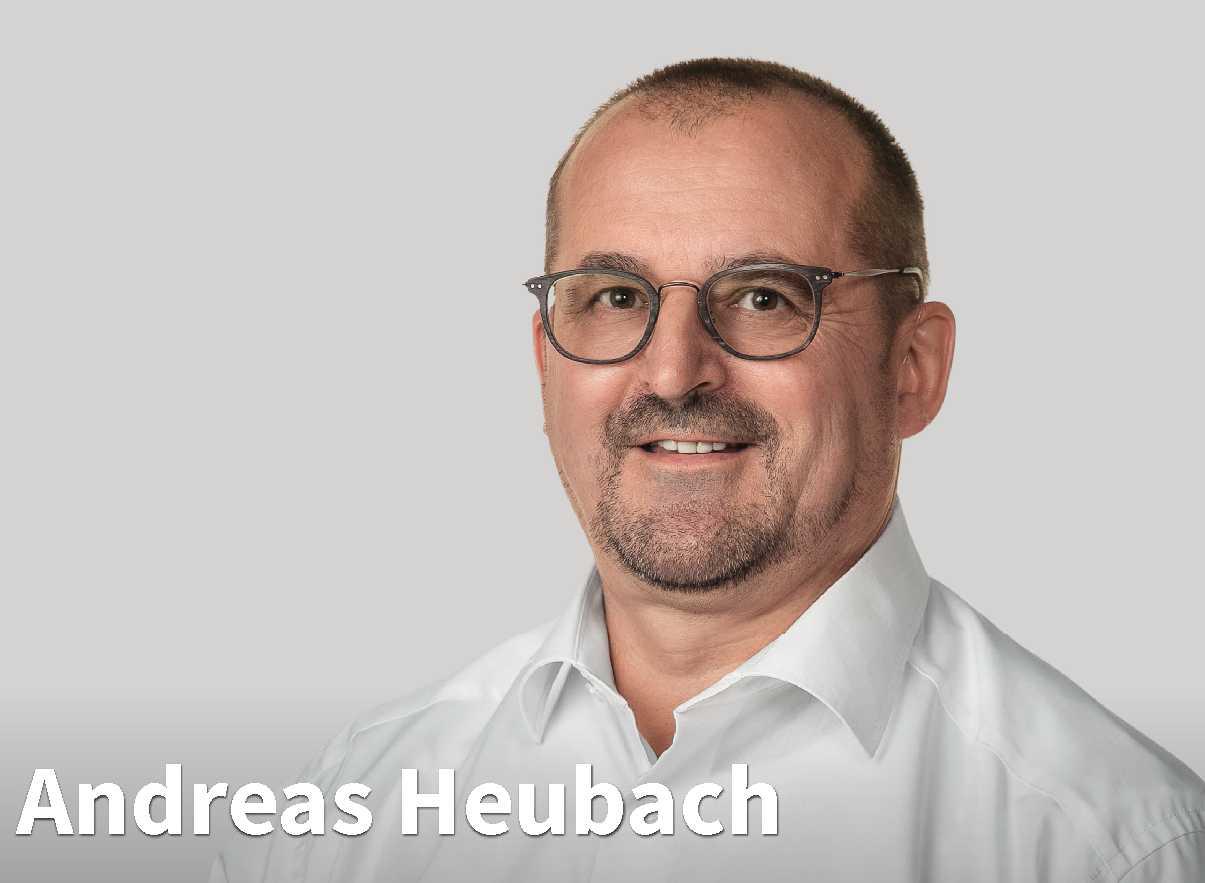 Andreas Heubach